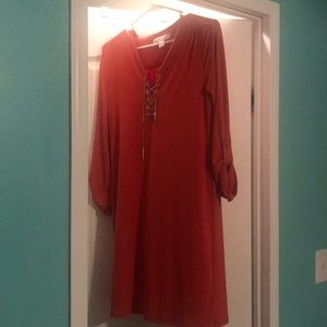 Michael Kors Dresses - Michael Kors orange dress